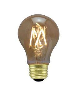 57972 4.5FA19DIM-824-A-R LED 4.5W A19 2400K 120V Amber