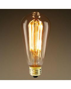 57892 5FST19DIM-824-A LED 5W 2400K Amber 120V Amber 380 Lumens
