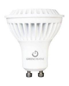 57987 6GU10DIM-827FL35 LED 6W MR16 2700K 12V Flood GU10 480 Lumens