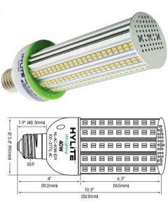 HL-AC-40W-E39-50K Hylite 40W Led 5000K 5600 Lumens 120V-277V