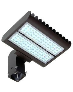 LED-ARCH-FL-71564 LED Area Flood 220W 120V-277V Dark Bronze 27600 Lumens