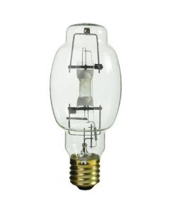 Sylvania 64032-M250-U 250W 4200K BT28 Clear Metal Halide Mogul Base