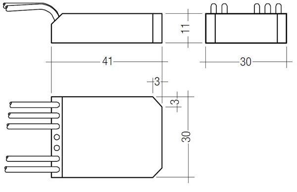 Surprising Tridonic 24034702 Dali Rm Control Module Wiring Digital Resources Kookcompassionincorg